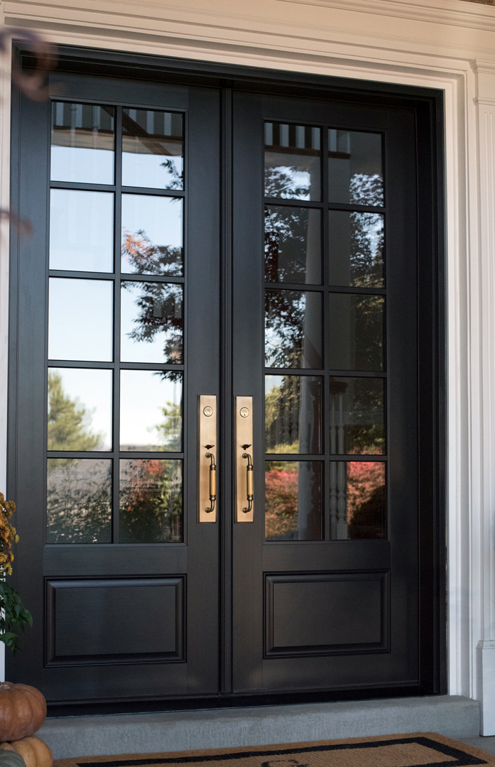 French Doors Entry Set